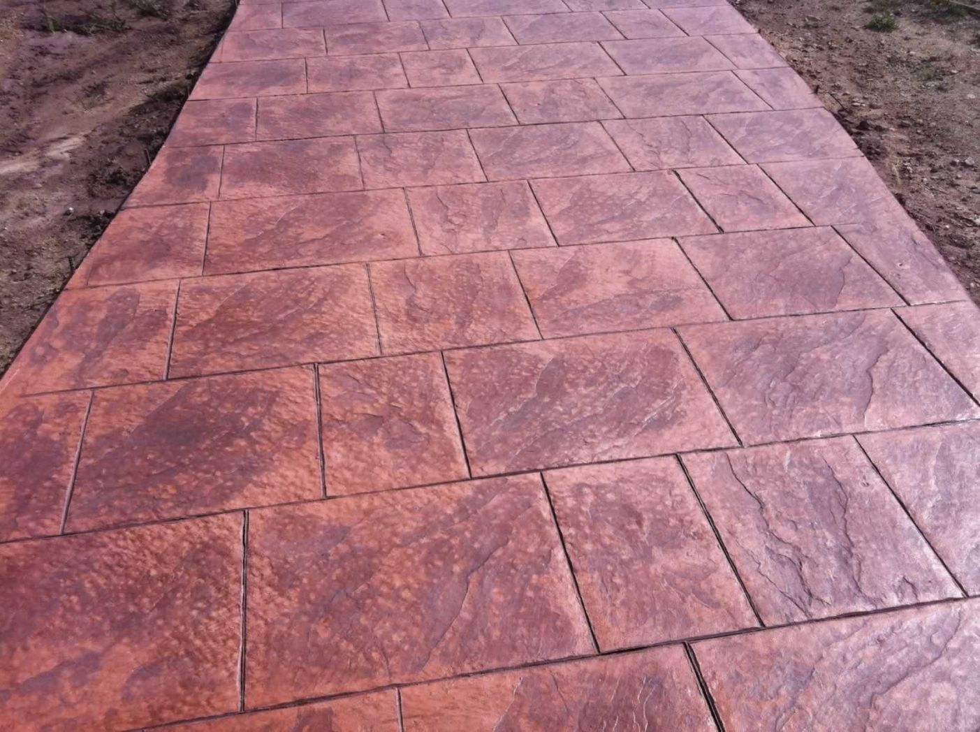 Pavimentos alonso mallorca pavimento de hormigon impreso for Hormigon impreso moldes